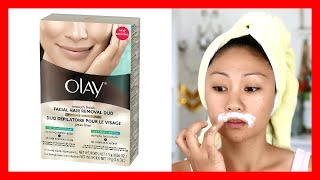 Olay Hair Removal Duo Review + Demo!