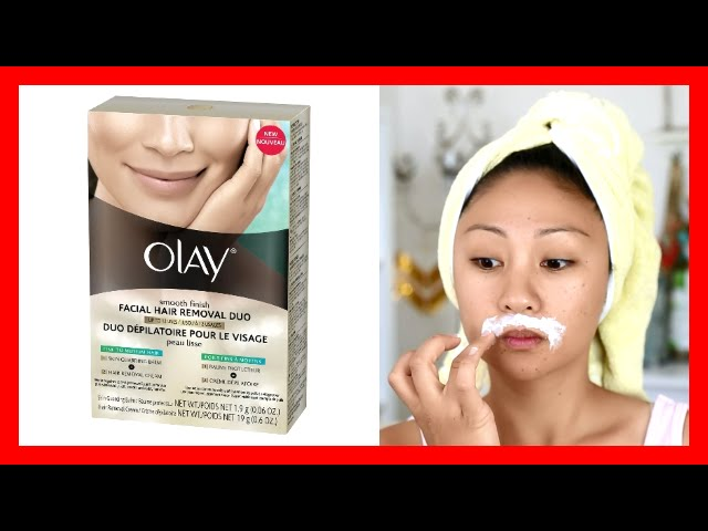 Olay Hair Removal Duo Review Demo Youtube