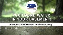 How We Install Our Drain Tile System - SafeBasements of Minnesota [September 2019]