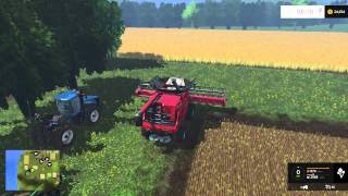 Farm Sim Saturday....Trying to make cash with canola