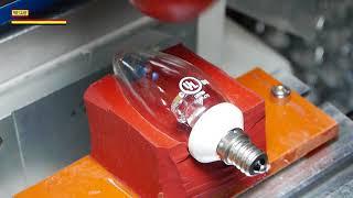 移印-代工印刷【LED燈泡】Fine Cause 佳因企業