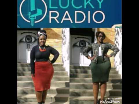 Curvealert every Thursdays 11-1pm central African time www.luckyradio.co.za curvygirlsonradio
