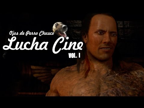 LUCHA CINE : Peores efectos CGI (y mucho más!)