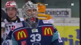 Gambar cover Best 2 Saves in Hockey History? | David Aebischer INSANE Save of the year!!