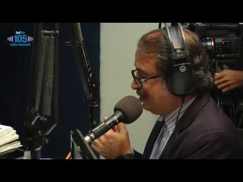 "Murad Ali Shah (CM, Sindh)'s interview in Hot FM105's program ""MEHRAN RANG"" 
