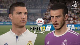 Скачать FIFA 17 Cristiano Ronaldo Vs Gareth Bale Astonishing Free Kicks Battle By Pirelli7