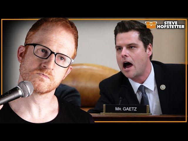 Matt Gaetz Investigation Explained! - Steve Hofstetter