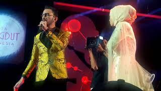 Nabila feat Reza Zakarya - Air Mata Darah | Liga Dangdut Indonesia