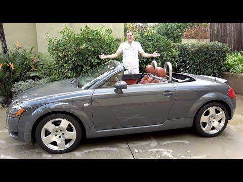 Оригинальная Audi TT - это недооценённая, красивая машина
