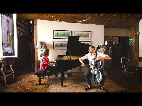 MAD WORLD Cello & Piano Version  Brooklyn Duo