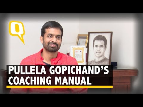 Pullela Gopichand's Coaching Handbook | The Quint
