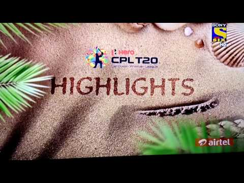 Hero Caribbean Premier League Tune | Hero CPL T20