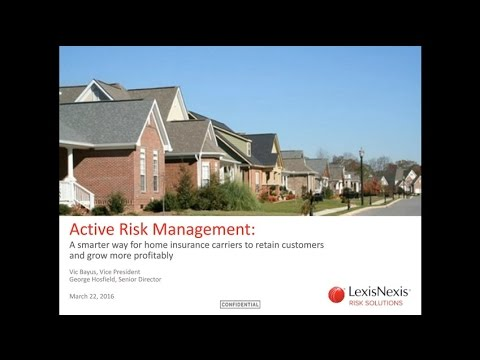 Active Risk Management