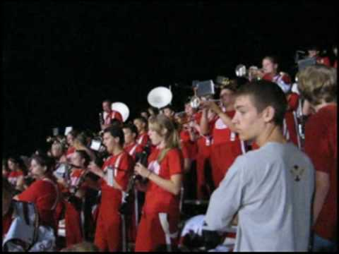 Tonganoxie High School Marching Band 2006
