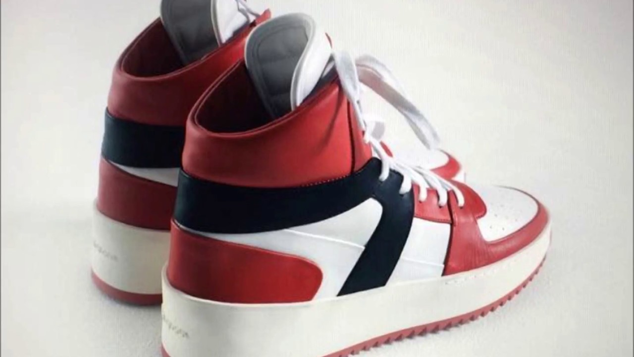 48bf5c2449e Jerry Lorenzo Is Dropping an Air Jordan 1 Inspired All Star Pack Fear of  God s with a not so subtle