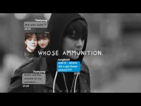 BTS // Taekook // Stalker AU 18+