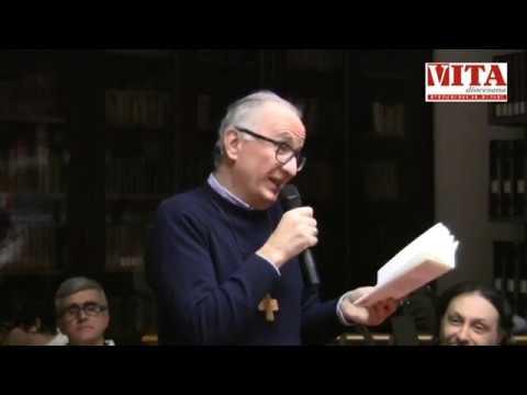 Mons. Derio Olivero presenta  il libro