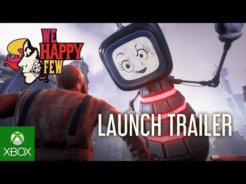 We Happy Few теперь поддерживает Xbox Play Anywhere