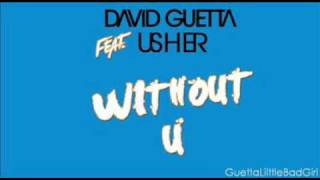 Download David Guetta Ft. Usher - Without You (Audio) [NOTHING BUT THE BEAT] HQ DL