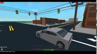 Honda Civic at Roblox: A Dump