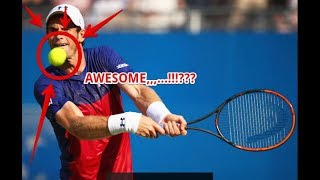 AWESOME  andy murray comeback