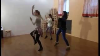 Урок хореографии (постановка за 45 мин). harmonia.kiev.ua
