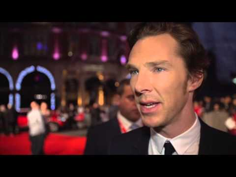 Benedict Cumberbatch - Playing Billy Bulger | BFI London Film Festival