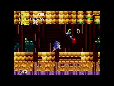Sonic CD (J) - Collision Chaos 1 All time zones