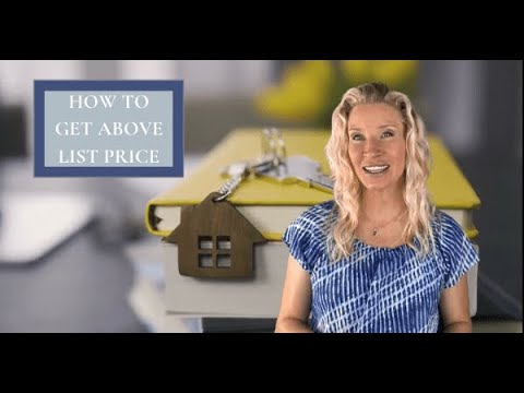 How to get above LIST PRICE For your Main Line PA Home with Realtor Kimmy Rolph 💵