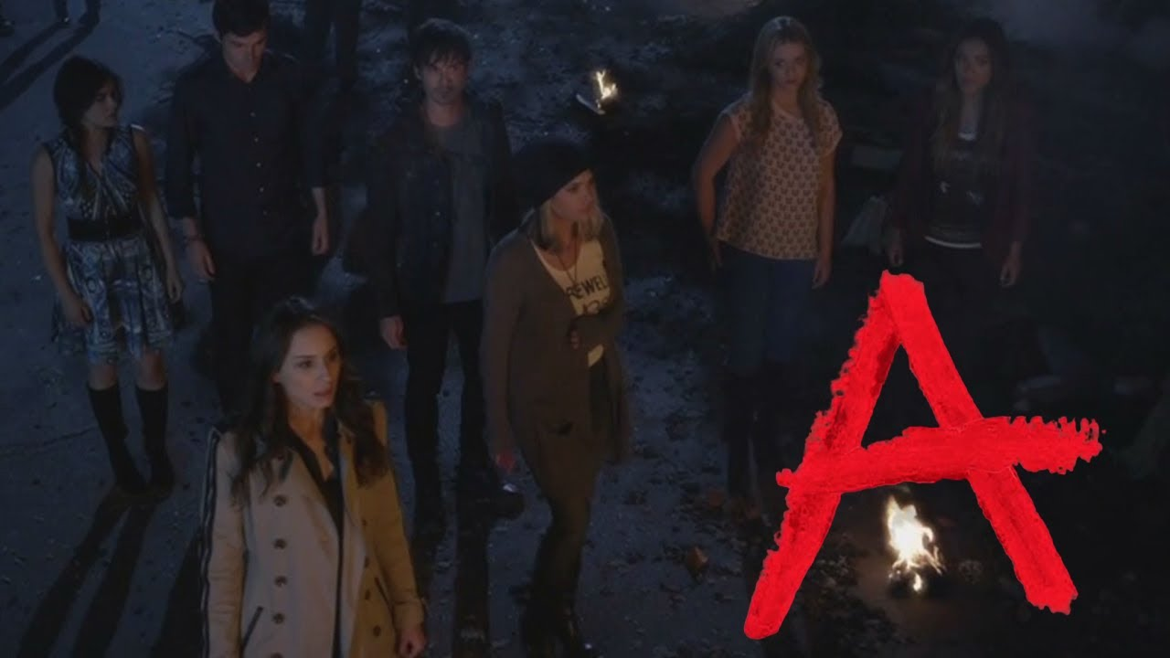 pretty little liars 5x06 ending a relationship