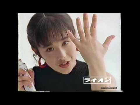 1983-1997 冨田靖子CM集