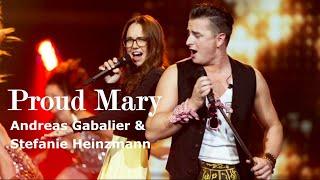 Andreas Gabalier Feat. Stefanie Heinzmann - Proud Mary - 6.9.2014