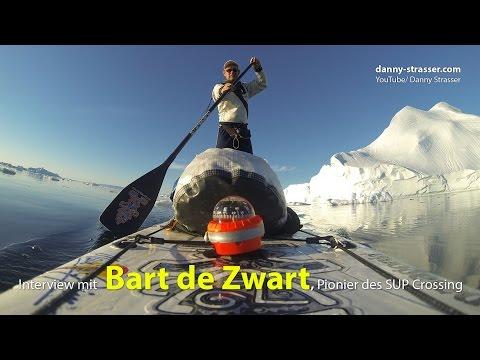 Bart De Zwart - Interview für PLANKE SUP eMag