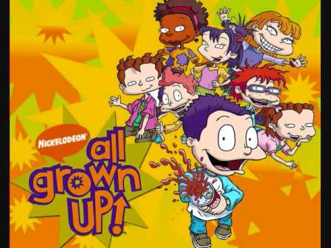 Rugrats - All Grown Up Theme (Spanish Version)