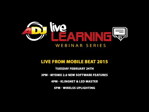 ADJ Live Learning Webinars from Mobile Beat Las Vegas 2015
