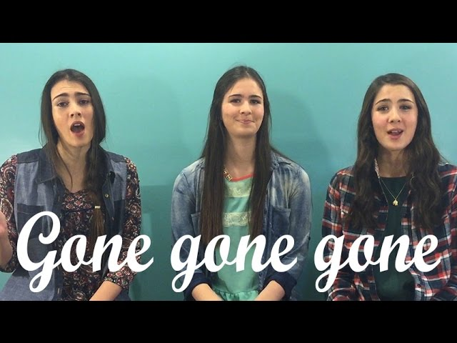 Gone, Gone, Gone -- Phillip Phillips (Acoustic Cover) Elenyi - on ...