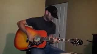 Like A Wrecking Ball by Eric Church (Cover)