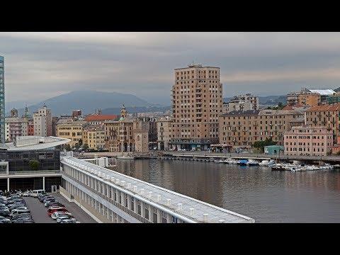 Savona - Arrival With Costa Victoria