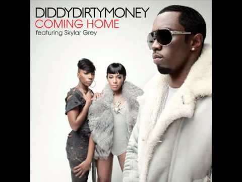 Diddy  Dirty Money  Coming Home ft Skylar Grey Audio