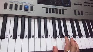 ek-pyar-ka-nagma-hai-keyboard-piano-cover-tutorial-for-beginners