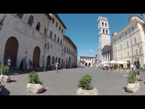VIRTUAL WALK - ITALY - ASSISI