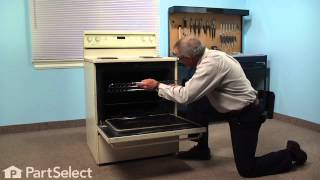 range stove oven repair replacing the oven rack whirlpool part 74011813