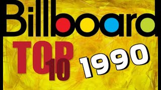 Billboard Hot 100 Top 10 Hits For 1990 Youtube