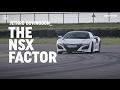 Honda NSX R vs new Honda NSX