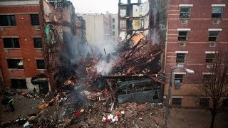 Death Toll Increases after East Harlem Building Explosion