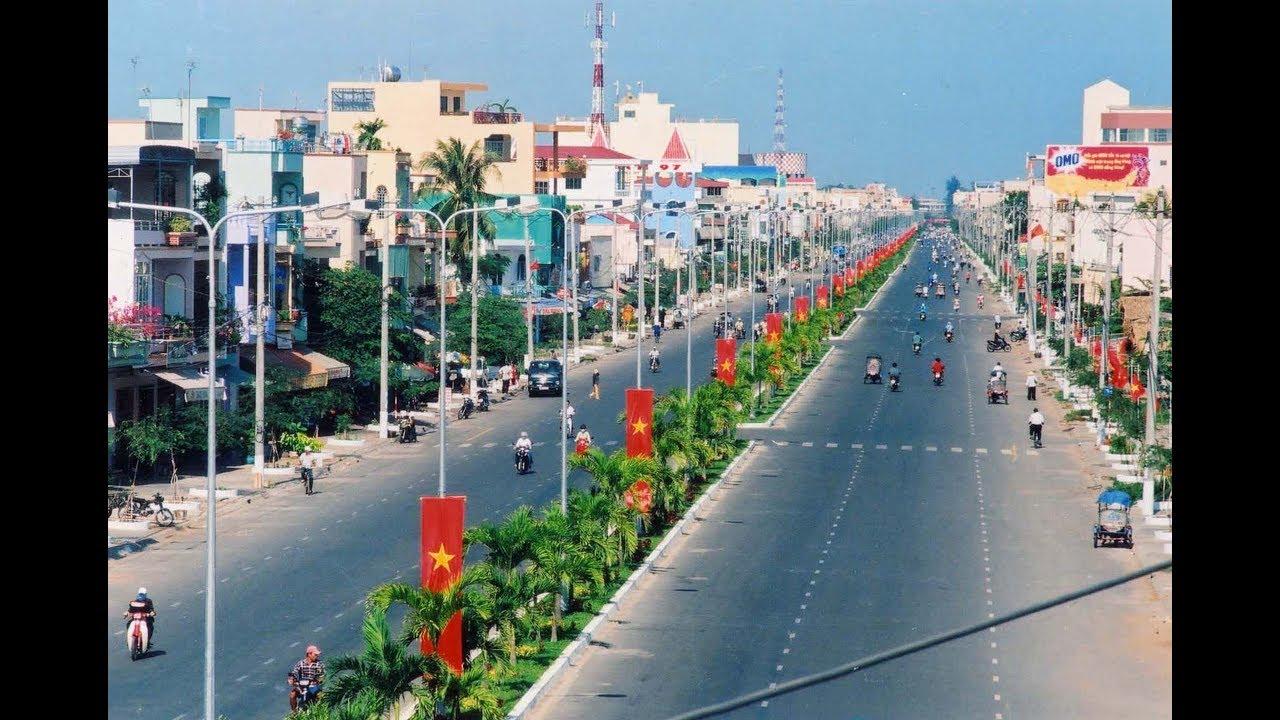 Vietnam Travel: Khám phá khu đô thị Nam Cần Thơ. Vẻ đẹp tuyệt vời