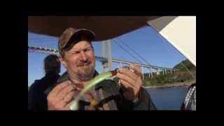 Рыболовные путешествия: морская рыбалка в Норвегии, ч.2.
