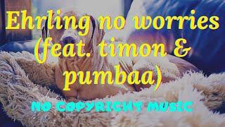 Ehrling - No Worries (feat. timon & pumbaa) | No Copyright Music