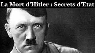 Documentaire : Mort d'Hitler, l'histoire d'un secret d'État