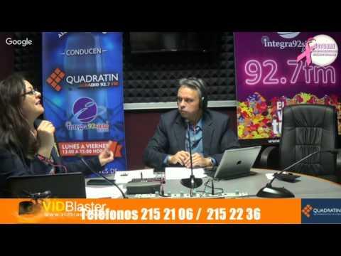 Quadratin Radio 30 Octubre 2015